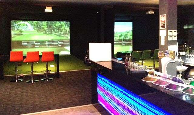 Indoor Golf Business